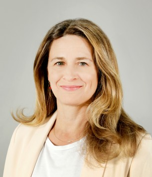 Virginie de CHASSEY - Executive Vice-President, Communication and Sustainable Development