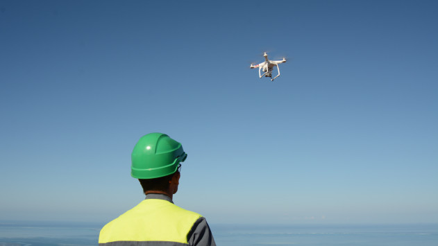 Topographic Drones in Tiebaghi - SLN, New-Caledonia