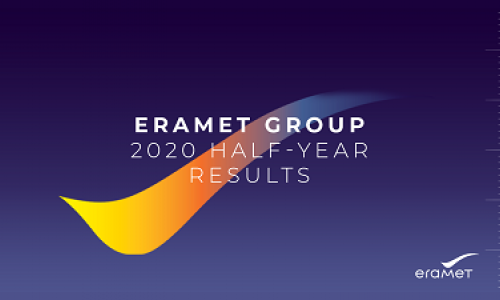 Eramet 2020 half-year results