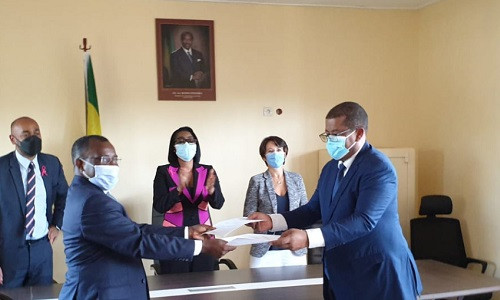 Signature of the CSR addendum to the mining agreement between Comilog (Eramet Group) and the Gabonese State