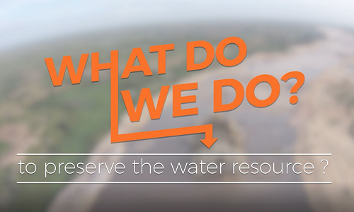 Illustration - What Eramet does to preserve the water resource